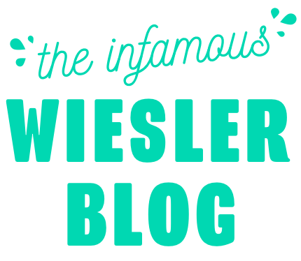 the infamous wiesler blog